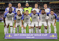 USMNT vs Costa Rica, July 22, 2017
