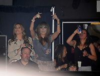 SMG_Jennifer Lopez_HardRock_040909_01.JPG<br /> <br /> HOLLYWOOD, FL - APRIL 09: Jennifer Lopez wife of Singer Marc Anthony along with Marc's kids cheer him on from the sidlines as  Marc Anthony performs at Seminole Hard Rock Hotel and Casino on April 9, 2009 in Hollywood, Florida.  (Photo by Storms Media Group) <br /> <br /> People:    Jennifer Lopez<br /> <br /> MUST CALL IN INTERESTED<br /> Michael Storms<br /> Storms Media Group Inc.<br /> (305) 632-3400 - Cell<br /> (305) 513-5783 - Fax<br /> MikeStorm@aol.com