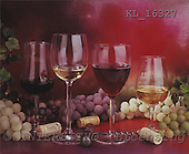 Interlitho, Alberto, STILL LIFES,  photos, glasses.grapes, KL16327,#I# Stilleben, naturaleza muerta