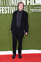 """David Hare<br /> London Film Festival screening of """"The White Crow"""" at the Embankment Gardens, London<br /> <br /> ©Ash Knotek  D3447  18/10/2018"""