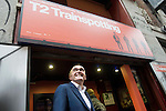 "English director Danny Boyle during the presentation of his last film ""Trainspotting 2"" at La Via Lactea in Madrid, Spain. February 02, 2017. (ALTERPHOTOS/BorjaB.Hojas)"