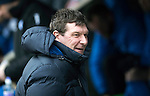 St Johnstone v Partick Thistle…11.02.17     Scottish Cup    McDiarmid Park<br />Saints boss Tommy Wright<br />Picture by Graeme Hart.<br />Copyright Perthshire Picture Agency<br />Tel: 01738 623350  Mobile: 07990 594431
