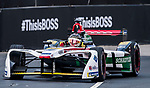Daniel Abt of Germany from Audi Sport ABT Schaeffler competes during the FIA Formula E Hong Kong E-Prix Round 2 at the Central Harbourfront Circuit on 03 December 2017 in Hong Kong, Hong Kong. Photo by Marcio Rodrigo Machado / Power Sport Images