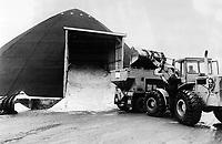 Salt<br /> <br /> Photo : Boris Spremo - Toronto Star archives - AQP