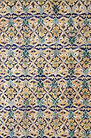 Tripoli, Libya - Tiles, Karamanli Mosque, 18th Century
