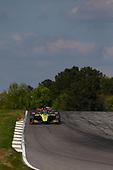 #18: Ed Jones, Dale Coyne Racing with Vasser Sullivan Honda