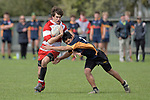 NELSON, NEW ZEALAND - September 19th: U15 WOB v MBC, Jubilee Park, Richmond, Nelson. New Zealand. Saturday 19th September 2020. (Photos by Barry Whitnall/Shuttersport Limited)