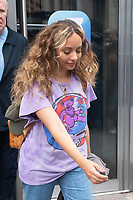 LONDON, UNITED KINGDOM - 2020/09/08: Jade Thirlwall of Little Mix departs the Global Radio Studios in London. <br /> CAP/JOR<br /> ©JOR/Capital Pictures