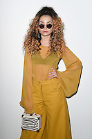Ella Eyre<br /> at the Teatum Jones AW17 show as part of London Fashion Week AW17 at 180 Strand, London.<br /> <br /> <br /> ©Ash Knotek  D3230  17/02/2017