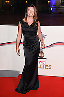 Suzi Perry<br /> at the Millies 2016, Guildhall, London.<br /> <br /> <br /> ©Ash Knotek  D3212  14/12/2016