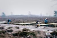 Lars van der Haar (NED/Telenet Fidea Lions)<br /> <br /> Superprestige Zonhoven (BEL) 2018
