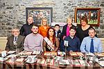 21st Birthday : Layna Spillane, Tarbert celebrating her 21st birthday with family & friends at Behan's Horseshoe Bar & Restaurant, Listowel on Saturday night last.
