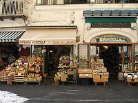 Italian shops, Amalfi