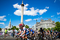 Picture by Alex Whitehead/SWpix.com - 11/06/2017 - Cycling - OVO Energy Women's Tour - Stage 4: The London Stage. Trafalgar Square.