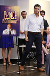 Tony Yazbeck attends the Meet & Greet for the Manhattan Theatre Club's Broadway Premiere of 'Prince of Broadway' at the MTC Studios on July 20, 2017 in New York City.