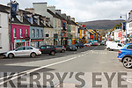 Kenmare empty streets during the Covid 19 crisis