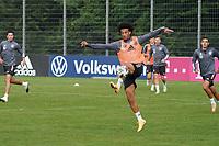 Leroy Sane (Deutschland, Germany) - 31.08.2020: Erstes Training der Deutschen Nationalmannschaft vor dem Nations League gegen Spanien, ADM Sportpark Stuttgart
