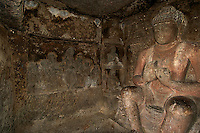 Aurangabad Caves excavated between 1st and 6th Century AD, India
