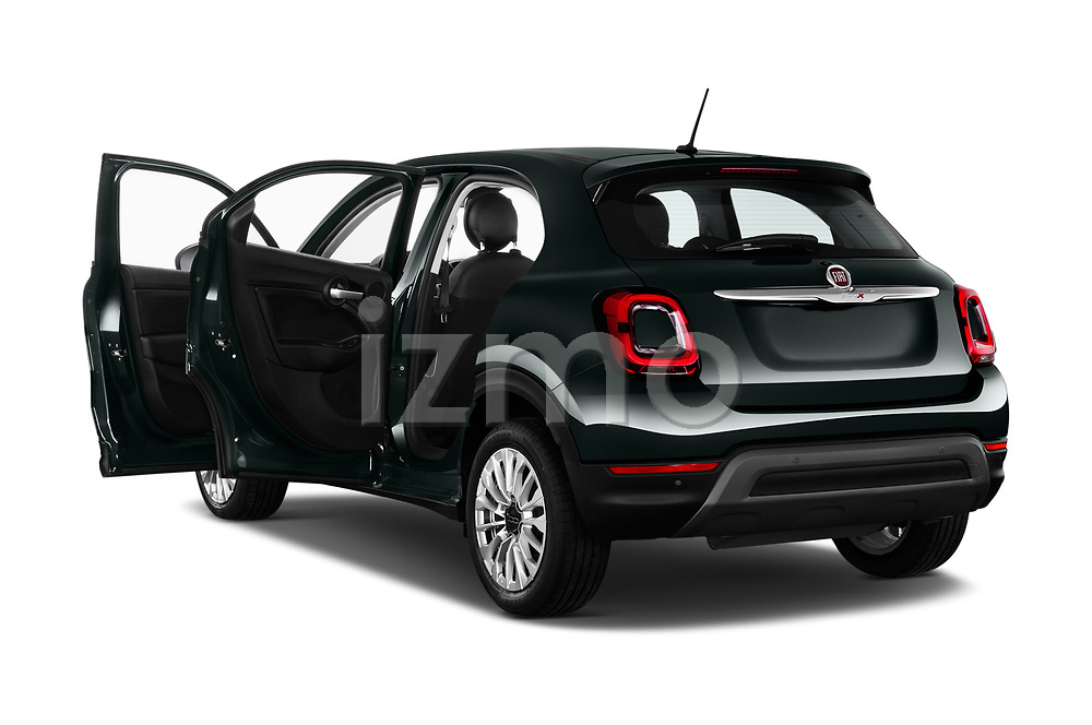Car images of 2019 Fiat 500X City-Cross 5 Door SUV Doors