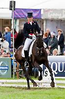 NZL-Pippa Funnell (OR NOIR DE LA LOGE) 2012 GBR-Equi-Trek Bramham International Horse Trial - Friday Dressage CIC***: INTERIM-16TH