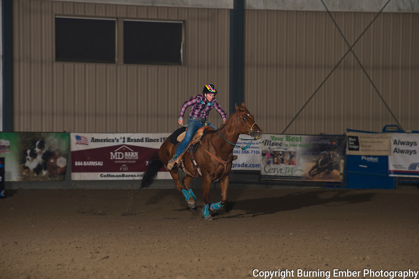 Maci Dehaan on Disciple of Speed at the Copper Springs Open 5D June 2nd 2018.  Photo by Josh Homer/Burning Ember Photography.  Photo credit must be given on all uses.