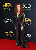 LOS ANGELES, USA. November 04, 2019: Alma Harel at the 23rd Annual Hollywood Film Awards at the Beverly Hilton Hotel.<br /> Picture: Paul Smith/Featureflash