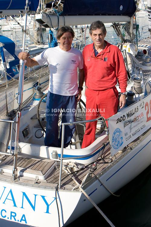 Swany - XXII Trofeo 200 millas a dos - Club Náutico de Altea - Alicante - Spain - 22/2/2008