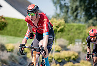 Marcel Sieberg (DEU/Bahrain - Victorious) in one of his very last races in Belgium (after a long career at the top tier of cycling)<br /> <br /> 17th Benelux Tour 2021<br /> Stage 6 from Ottignies/Louvain-la-Neuve to Houffalize (BEL/208km)<br /> <br /> ©kramon