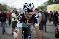 Tom Boonen (BEL/Etixx-QuickStep) post-finish<br /> <br /> Tour de Wallonie 2015<br /> stage 5: Chimay - Thuin (