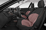 Front seat view of 2015 Alfa Romeo Giulietta Distictive 5 Door SUV front seat car photos