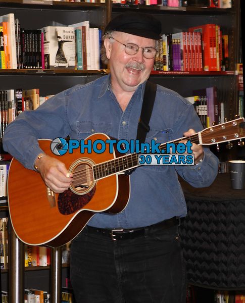 Tom Paxton 9-26-2009 Photo By John Barrett/PHOTOlink
