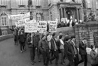 1967 03 SOI - MANIF CEGEP a l'Ass. Nat.