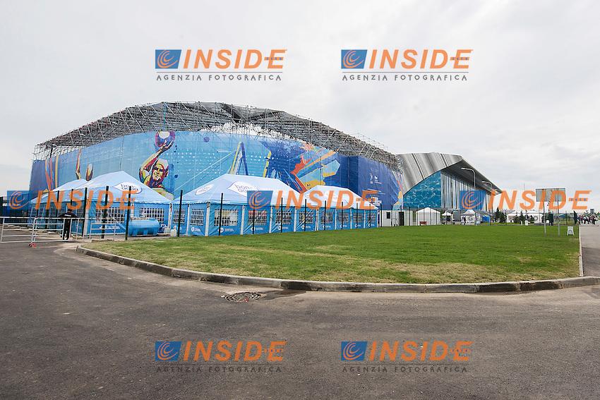 Aquatics Palace Water Polo Arena<br /> Aquatics Palace and Water Polo Arena<br /> Day000 21/07/2015<br /> XVI FINA World Championships Aquatics Swimming<br /> Kazan Tatarstan RUS July 24 - Aug. 9 2015 <br /> Photo A.Masini/Deepbluemedia/Insidefoto