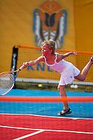 18-06-13, Netherlands, Rosmalen,  Autotron, Tennis, Topshelf Open 2013, KNLTB Plaza<br /> Photo: Henk Koster