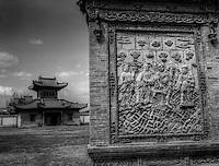 Ulan Bator Buddhist Temple Mongolia