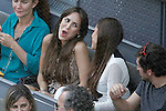 Tamara Falco Preysler during Madrid Open Tennis 2015 Final match.May, 10, 2015.(ALTERPHOTOS/Acero)