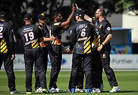 171220 Burger King Super Smash T20 Cricket - Wellington Firebirds v Northern Knights