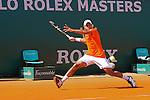 J.W Tsonga (FRA)  at Monte-Carlo Rolex Masters 2010