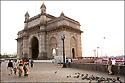 2006- Inde- Mumbai, la Porte de l'Inde.