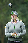 Kylie Walker of Scotland plays at the 14th hole during Round 2 of the World Ladies Championship 2016 on 11 March 2016 at Mission Hills Olazabal Golf Course in Dongguan, China. Photo by Victor Fraile / Power Sport Images