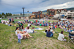 The Samples play the Steamboat Springs Free summer concert series at headwall.