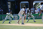 Stephen Fleming. Test cricket: New Zealand v England. 15 March 2008, Basin Reserve, Wellington.