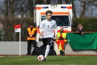 Felix Passlack (Deutschland, Borussia Dortmund) - 25.03.2017: U19 Deutschland vs. Serbien, Sportpark Kelsterbach