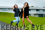 Students from Mercy Mounthawk, Secondary School, Tralee, who received their Leaving Certificate results on Monday last were Charlotte Calleja O'Halloran.<br /> and Diana Muriaki.