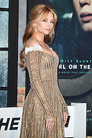 "Haley Bennett<br /> at the premiere of ""The Girl on the Train"", Odeon Leicester Square, London.<br /> <br /> <br /> ©Ash Knotek  D3156  20/09/2016"