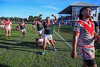 210731 Wellington Rugby League Final - St George Dragons v Whiti Te Ra ki Otaki
