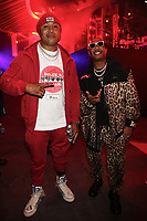 NEW YORK, NY - SEPTEMBER 26, 2021 LL Cool J and Ja Rule perform on stage during Global Citizen Live, in Central Park on September 26, 2021 in New York City. Photo Credit: Walik Goshorn/Mediapunch