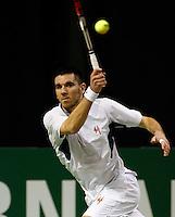 18-2-07,Netherlands, Roterdam, Tennis, ABNAMROWTT, 2nd round qualifier, Roko Karanusic