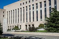 E Barrett Prettyman United States Courthouse, Washington DC, USA.