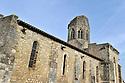 18/01/12 - CHARROUX - ALLIER - FRANCE - Eglise de Charroux - Photo Jerome CHABANNE